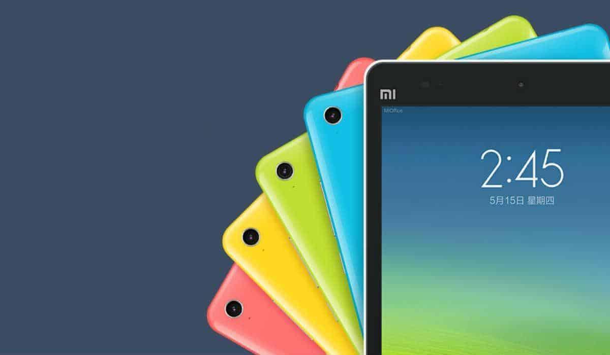 Tweede generatie Xiaomi Mi Pad gecertificeerd in China, deze maand nog mogelijke lancering