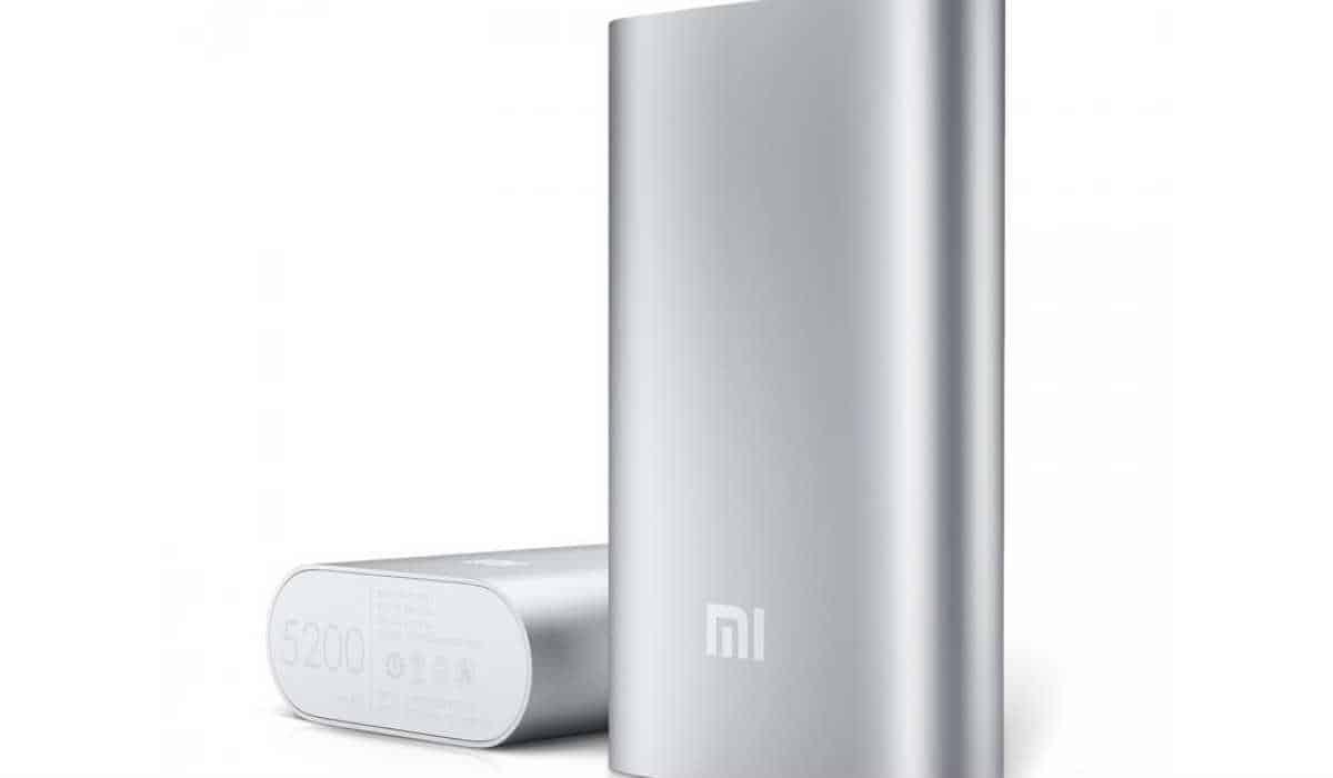 Aanbieding: 10.000 mAh Xiaomi Mi Power Bank te koop voor €10 bij Banggood