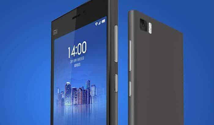 Xiaomi Mi 3 Maleisië