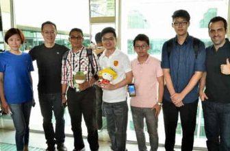 Xiaomi team Maleisië