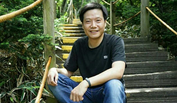 Xiaomi CEO Lei Jun Mi Band