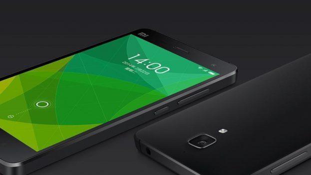 Xiaomi Mi 4 dichterbij