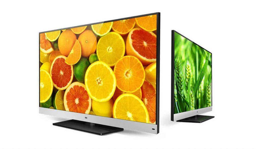 Mi TV Xiaomi's eerste televisie