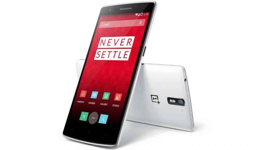 OnePlus One: vergelijking met de Xiaomi Mi 4