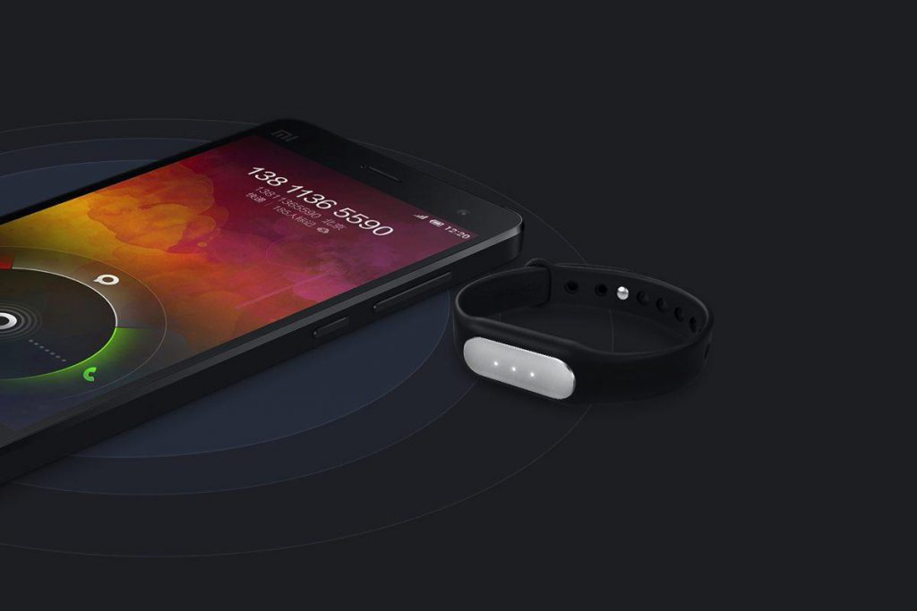 Xiaomi Mi Band app