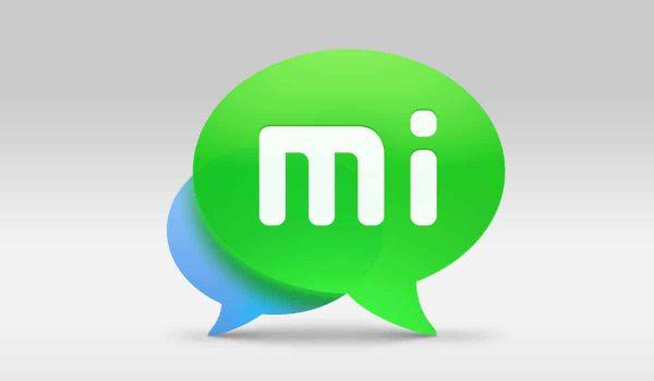 MiTalk sociaal netwerk van Xiaomi