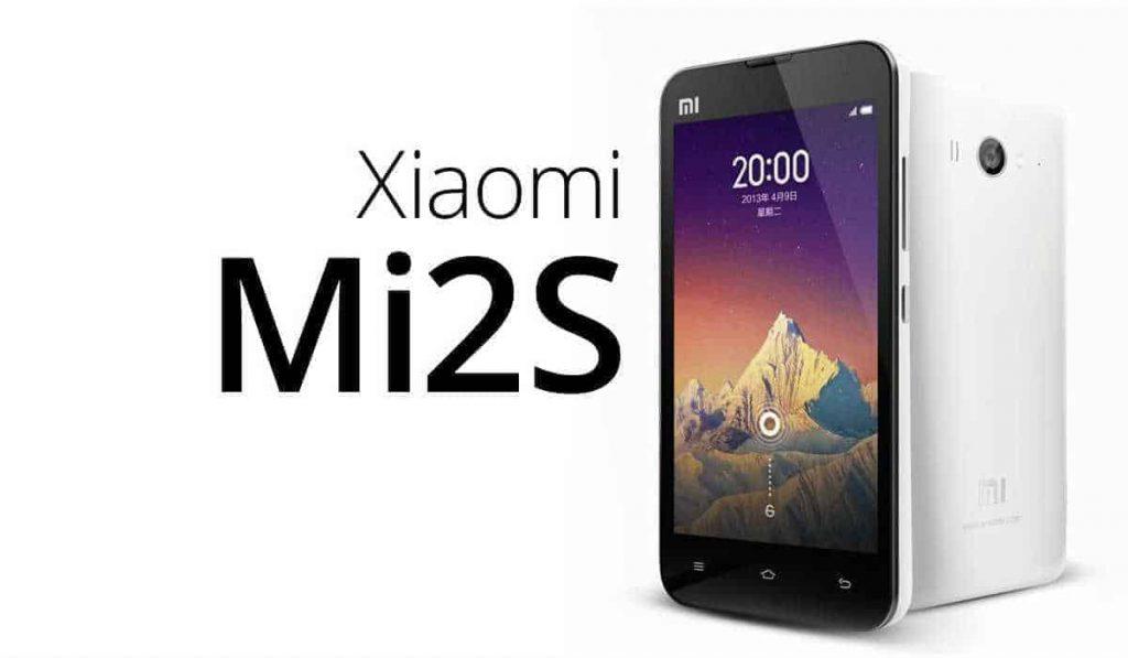 Xiaomi Mi2s wit