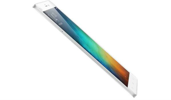 Xiaomi Mi Note Pro beschikt over 4G FDD-LTE