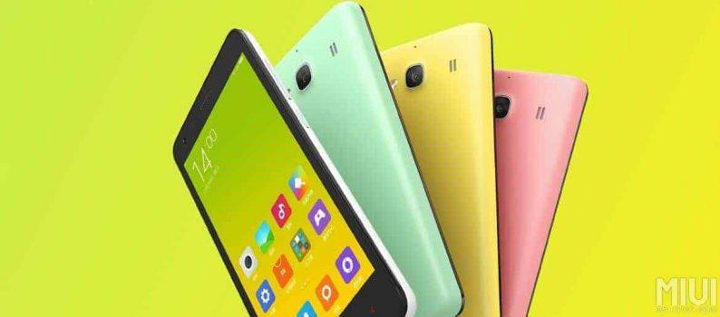 Xiaomi Redmi 2 Enhanced
