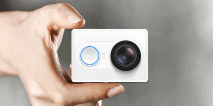 Banggood verkoopt Xiaomi Yi Camera zonder problemen met focus