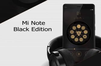 Xiaomi introduceert Xiaomi Mi Note Black Edition