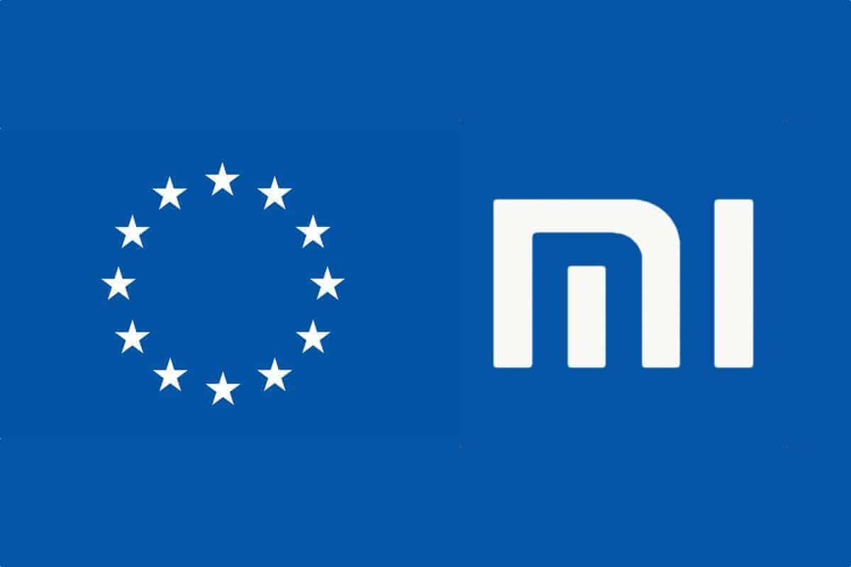 Xiaomi webshop Europa lanceert 19 mei, prijzen bekend