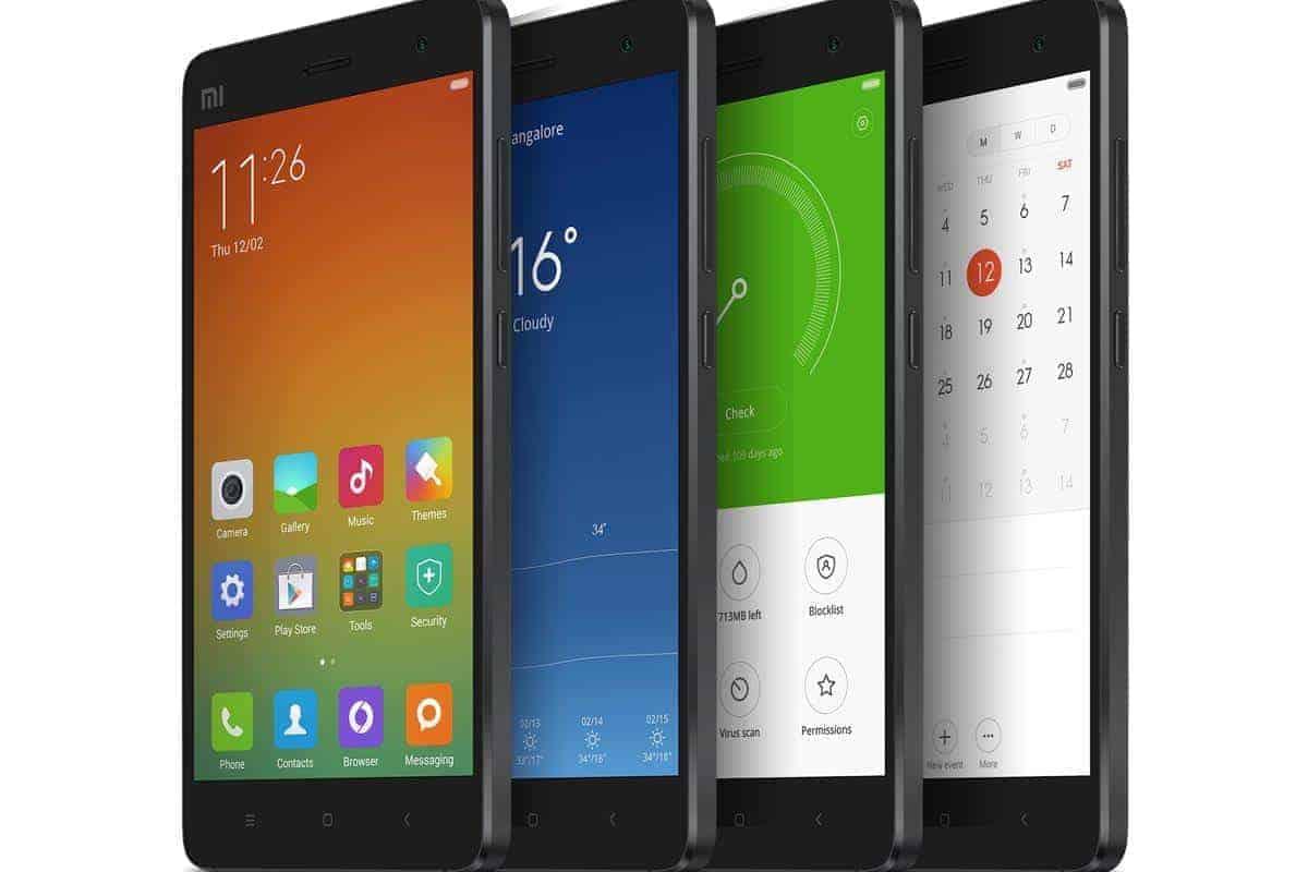Xiaomi zal in september de verkoop in Afrika starten, met onder andere de Xiaomi Mi 4