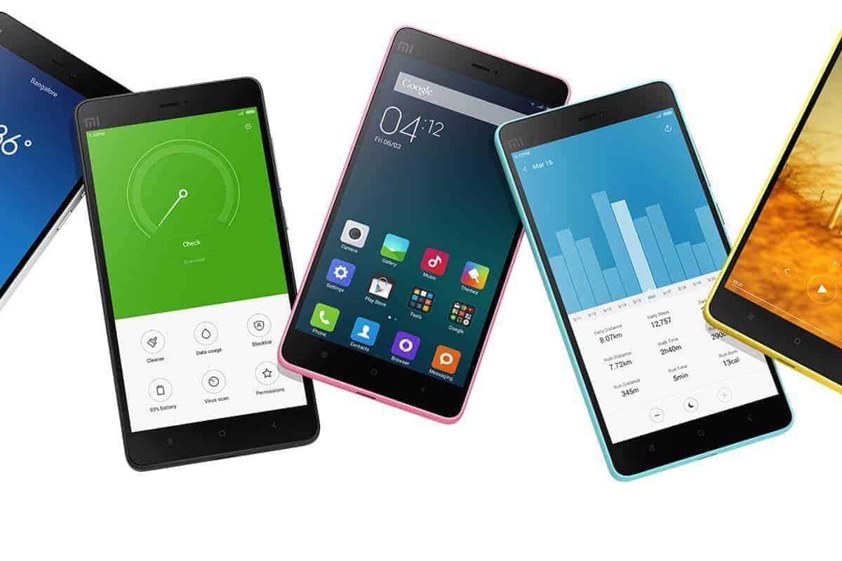 Xiaomi Mi 4i MIUI Android L