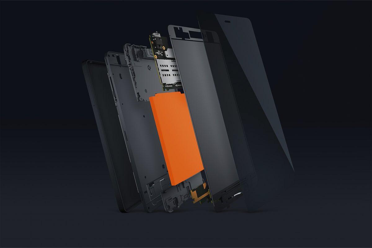 Xiaomi Mi 4i batterij