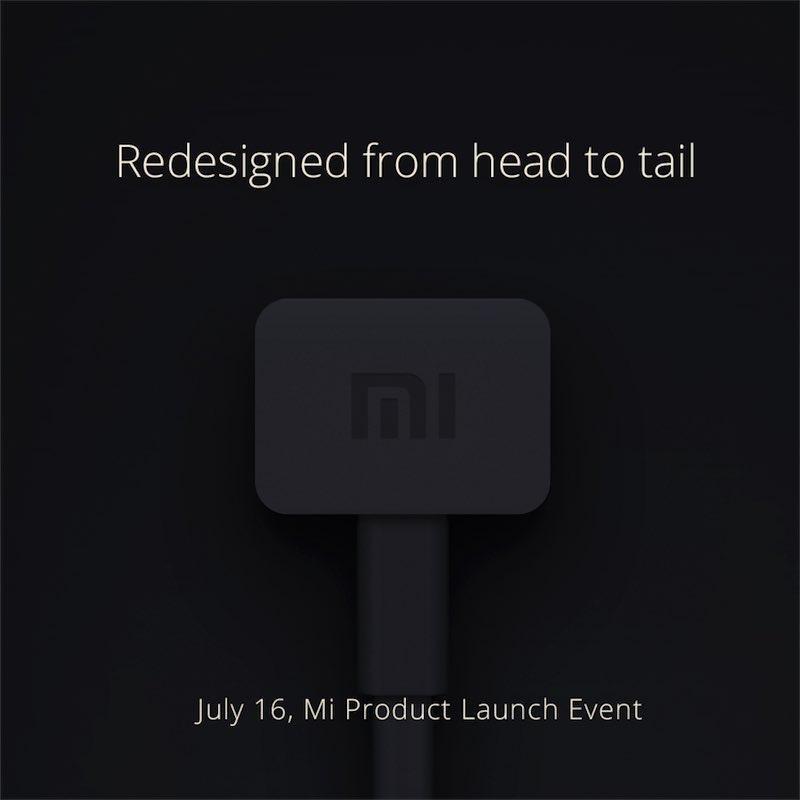 Xiaomi stekker Mi Box teaser afbeelding