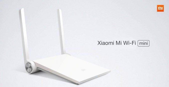 Xiaomi Mi Wi-Fi Mini router