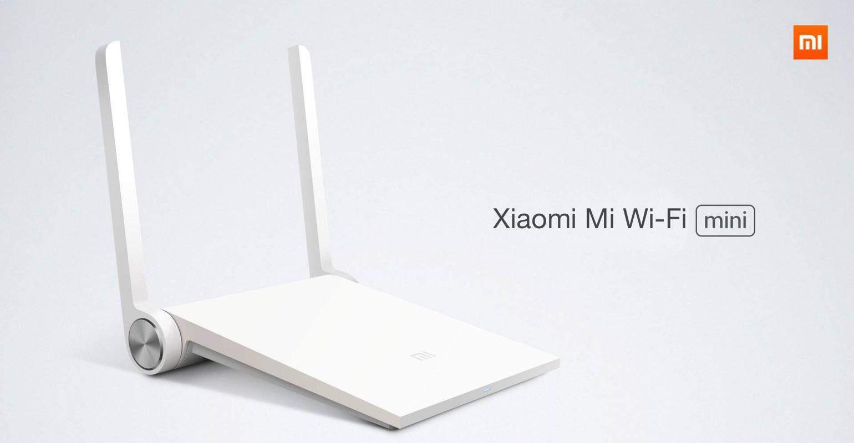 Aanbieding: Xiaomi Mi Wi-Fi Mini router in de aanbieding bij Gearbest