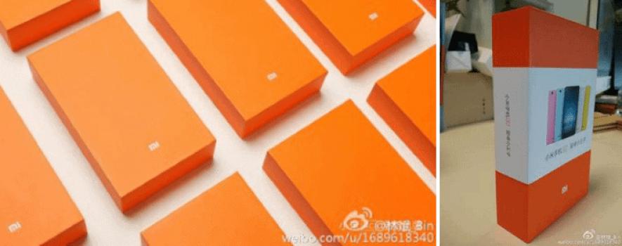 Oprichters Xiaomi delen nieuws over Xiaomi Mi 4c nieuwe verpakking, Snapdragon 808