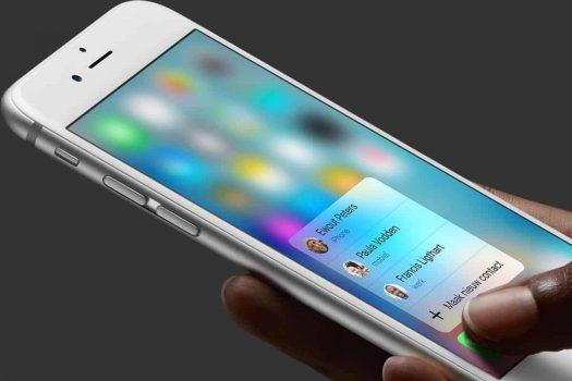 Xiaomi werkt aan 3D Touch, technologie zit al in Xiaomi Mi 4C