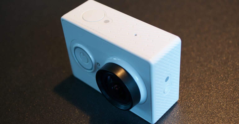Review Xiaomi Yi Camera, beter en goedkoper dan GoPro