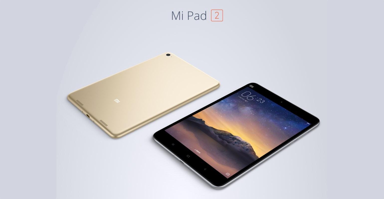 Xiaomi Mi Pad 2 ook beschikbaar met Windows 10