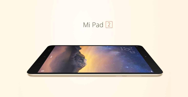 AnTuTu : Xiaomi Mi Pad 2 is krachtiger dan gedacht