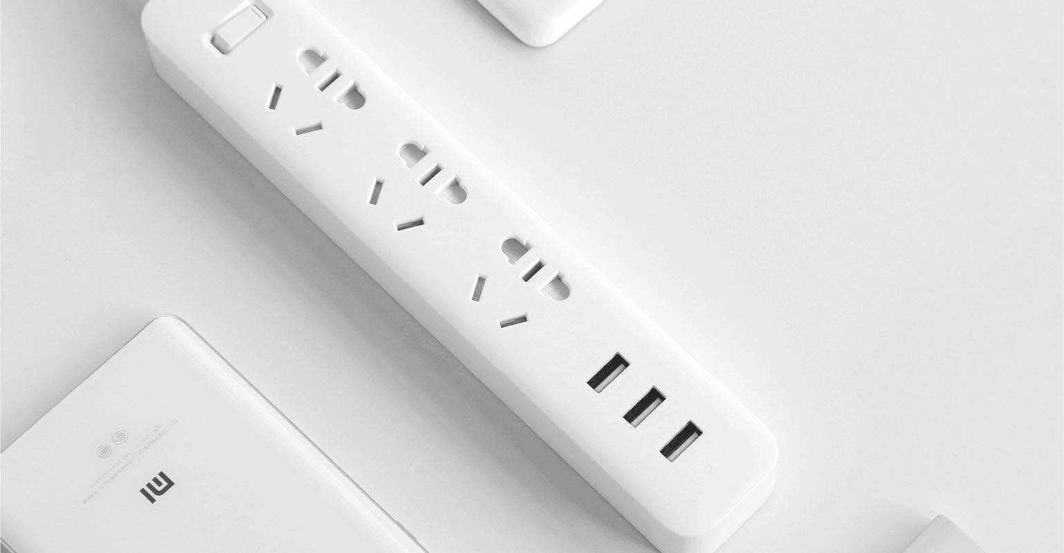 Xiaomi Mi Smart Power Strip