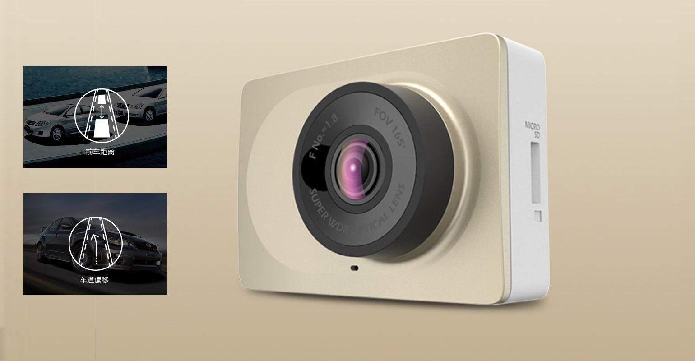 Xiaomi Dashcam als pre-order met korting bestellen bij Gearbest