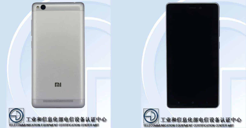 Chinese overheid geeft groen licht verkoop Xiaomi Redmi 3 en toont foto's