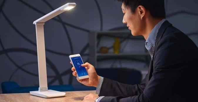 Philips en Xiaomi lanceren samen Philips EyeCare lamp