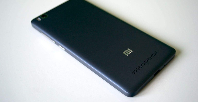 Xiaomi Mi 4c review ontwerp