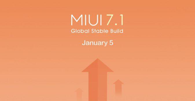 Xiaomi brengt morgen MIUI 7.1 uit