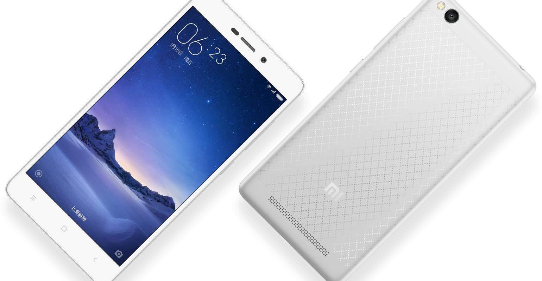 Xiaomi presenteert Redmi 3 met forse batterij, kost €96