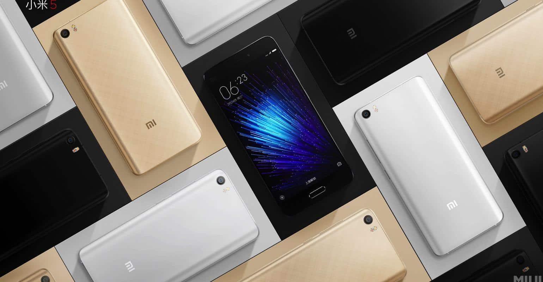 Xiaomi introduceert Xiaomi Mi 5 en Mi 4s, beschikbaar vanaf €245