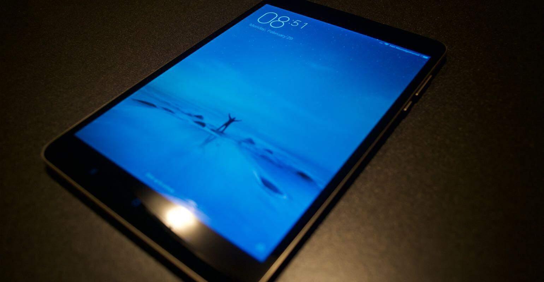 Xiaomi Mi Pad 2 review: mooie tablet, maar mist soms kracht