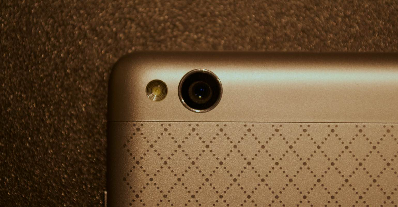 Xiaomi Redmi 3 camera
