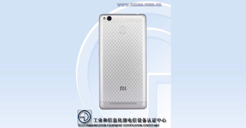 Foto's Xiaomi Redmi 3 met vingerscanner duiken op