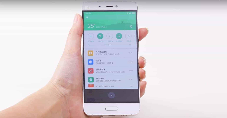 MIUI 8 wordt samen met Xiaomi Mi Max op 10 mei gepresenteerd