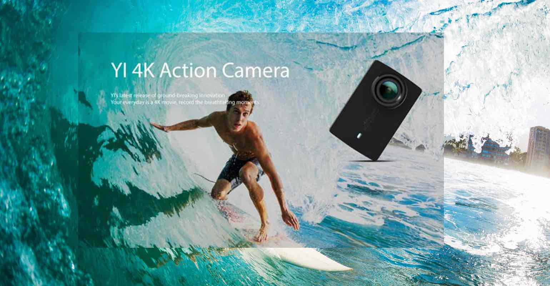 xiaomi yi camera 2 4k uitgelekt wordt binnenkort gelanceerd. Black Bedroom Furniture Sets. Home Design Ideas
