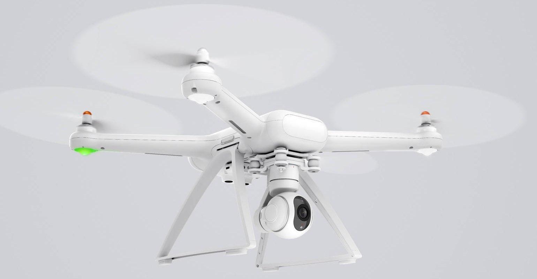 Geland- Xiaomi Mi Drone met 4K camera, gaat€345 kosten