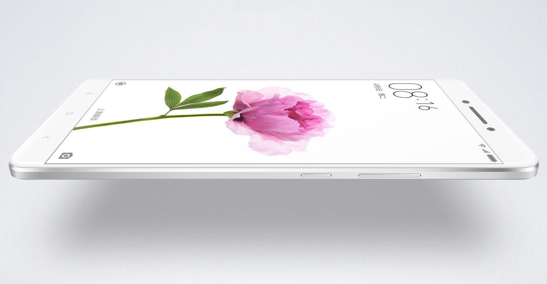Xiaomi Mi Max zilver
