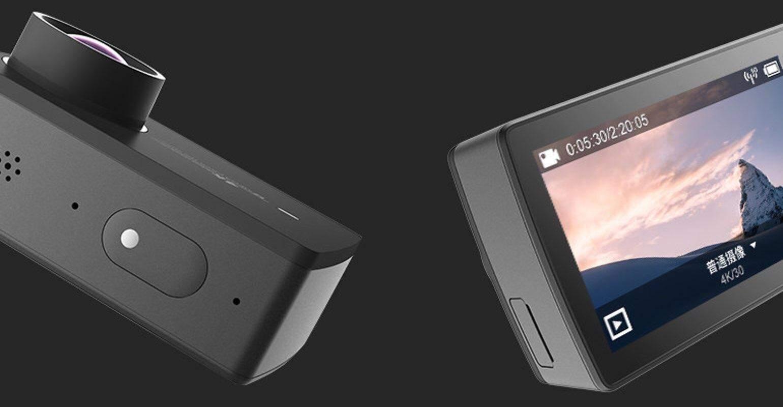 Xiaomi Yi 4K 2 camera aangekondigd met 12 megapixel sensor