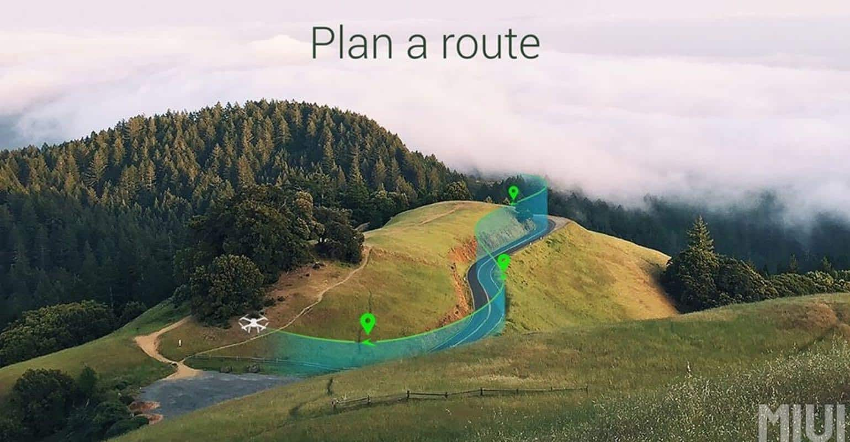 Xiaomi Mi Drone autopilot