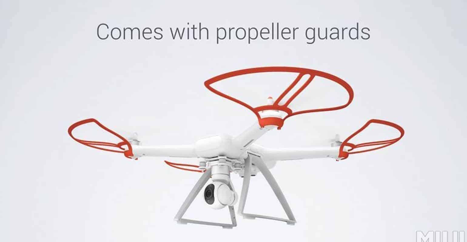 Xiaomi Mi Drone propellor guards