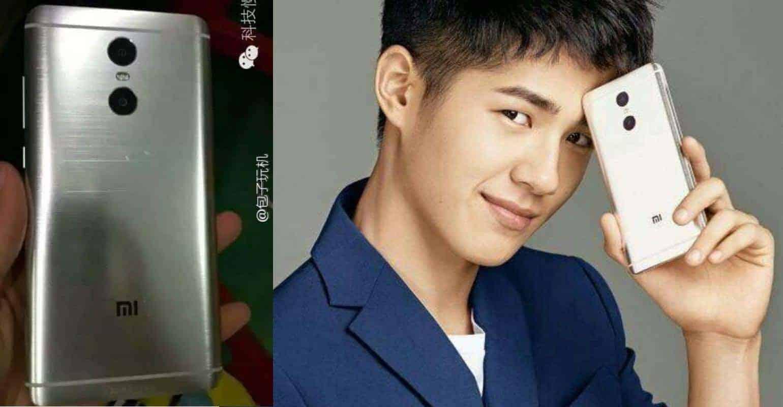 Foto's Xiaomi Redmi Note 4 uitgelekt, toont dubbele camera