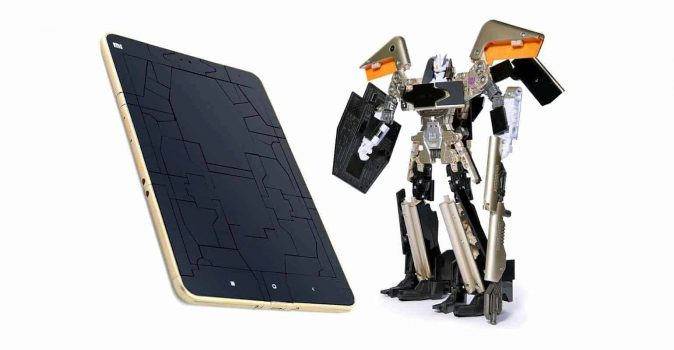 Geinig- Xiaomi Mi Pad transformer te koop bij Gearbest