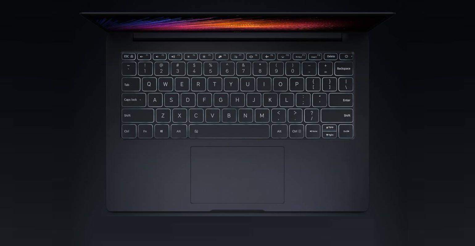 Xiaomi Mi Notebook Air zwart