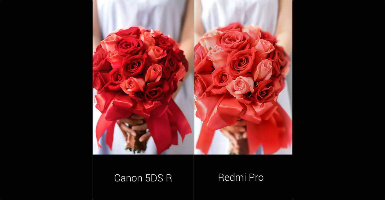 Xiaomi Redmi Pro camera