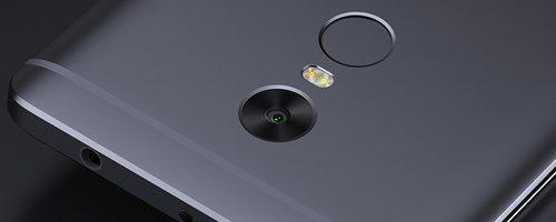 Xiaomi Redmi Note 4 camera